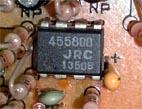 TS-9 2ndリイシュ(オペアンプを4558DDに交換)