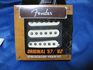 FENDER ( フェンダー ) / 57/62 Stratocaster Pickups