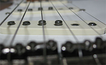 FENDER ( フェンダー ) / 57/62 Stratocaster Pickupsのポールピース