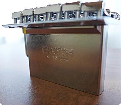 GOTOH 510TS SF2は10.8mmスチールブロック仕様