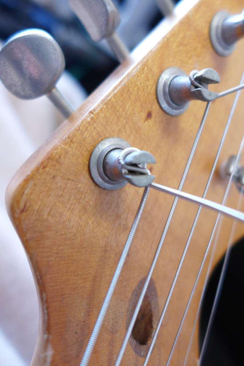 ロトマチックと同じ方法で弦を張ることも可能です