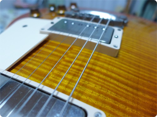 GIBSON PRPR-035 リア