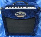 Zinky Blue Velvet 25 Watt Combo