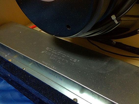 Zinky Blue Velvet 25 / 米国・アキュトロニクス製スプリング・リバーブ