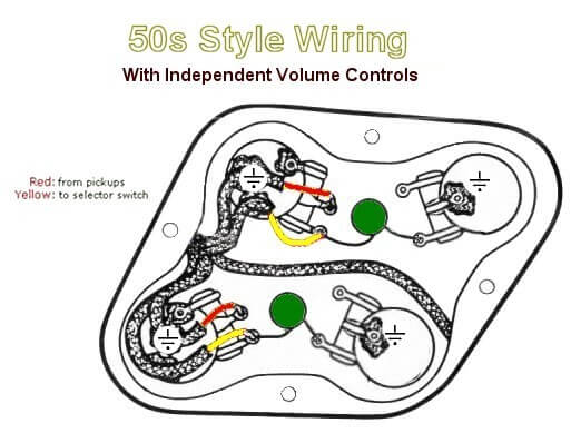 50s Style Wiring 2