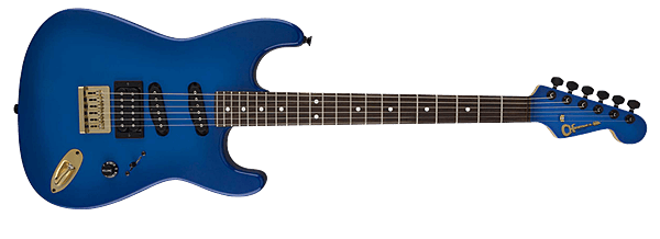 Charvel / Jake E. Lee Signature Blue Burst
