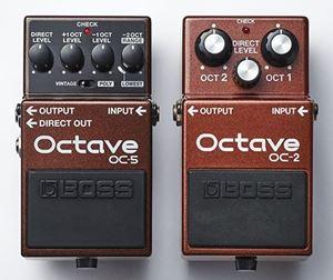 BOSS OC-5とOC-2