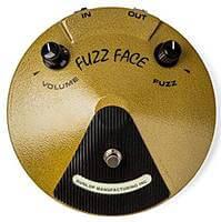 JIM DUNLOP EJ-F1 Eric Johnson Signature Fuzz Face