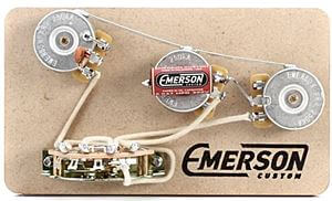 EMERSON CUSTOM ( エマーソンカスタム ) / BLENDER 5-WAY STRAT PREWIRED KIT 250kΩ Pots