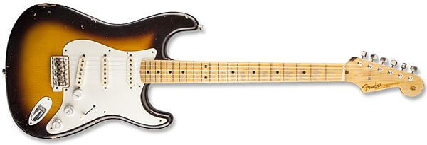 FENDER Custom Shop Brownie Stratocaster