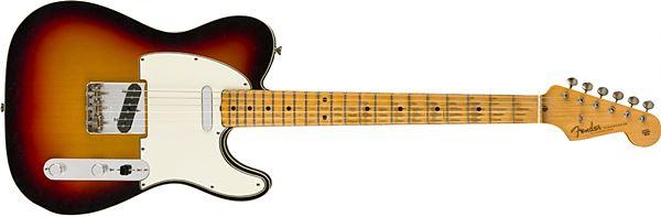 Fender Custom Shop Limited Edition Eric Clapton Blind Faith Telecaster