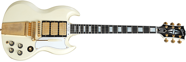 GIBSON Custom Shop 1963 Les Paul SG Custom