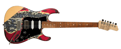 James Tyler のエレキギター