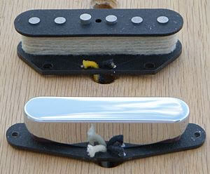 Klein Pickups 1961 Epic Series Telecaster Pickup Set