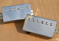 Klein Pickups Epic Series 1958 PAF Humbucker Pickups