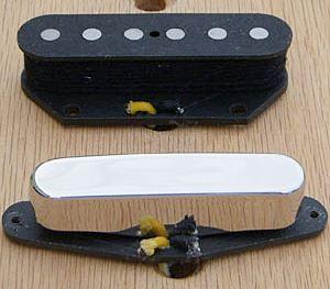 Klein Pickups Nocaster Epic Series Pickups
