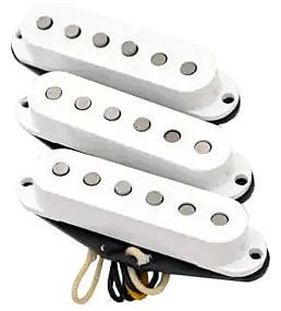 S-5 Scooped Mid Range Stratocaster Pickups