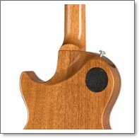 Gibson Les Paul Modernのヒール形状