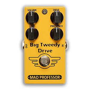 MAD PROFESSOR / Big Tweedy Drive