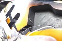 ストラトのノイズ対策 導電塗料とピックガードのシールド