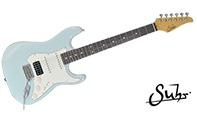 SUHR のエレキギター