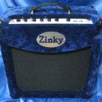 Zinky Blue Velvet 25 レビュー