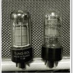 Greco GVA Customと6V6パワー管