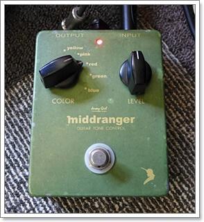 Jersey Girl Middrangerでエリック・クラプトンのミッドブースターの音を再現
