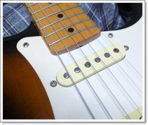 フェンダーギターのトラスロッド