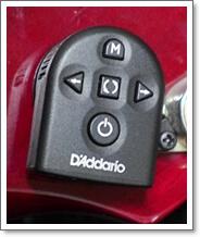 D'Addario NS Micro Clip Free Tuner PW-CT-21