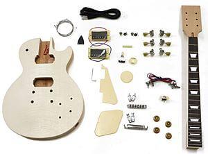 HOSCOギターキット ( レスポール・タイプ )