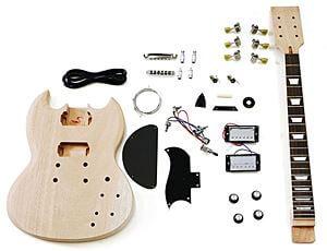 HOSCOギターキット ( SGタイプ )