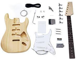 HOSCOギターキット ( ストラト・タイプ )