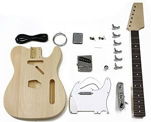 HOSCOギターキット ( テレキャスター・タイプ )