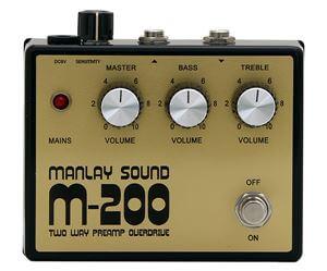 Manlay Sound / M-200