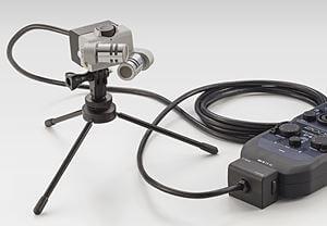 ZOOM独自のマイクカプセル交換システムにも対応したZOOM U-44 02