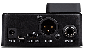 LINE6 Relay G10SのDIアウト