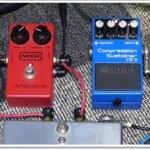 MXR Dyna Comp/ BOSS CS-2