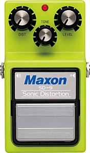 MAXON SD9