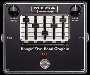 MESA BOOGIE / Boogie FIVE-BAND GRAPHIC