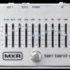 MXR 10 BAND GRAPHIC EQ