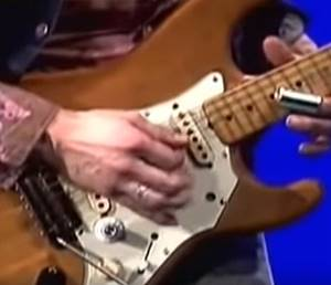 ジャズマスター用 ノブの付いたナチュラルフィニッシュのジェフ・ベックのストラトキャスター
