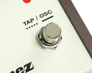 ES3 Echo ShifterのTAP/OSCスイッチ