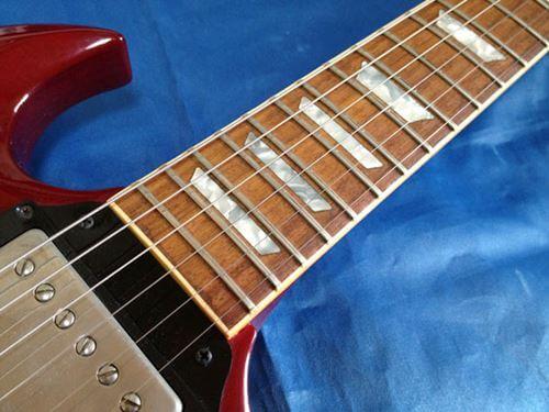 Gibson SG 61 ネック