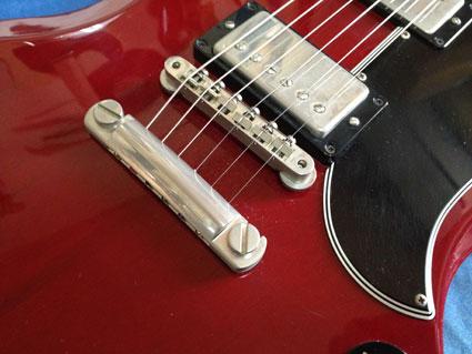 Gibson SG 61 Reissue ブリッジテールピース