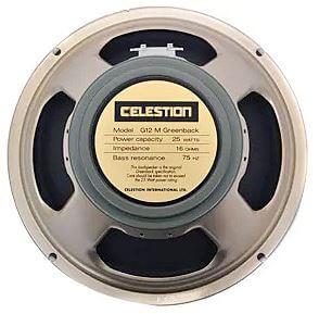 CELESTION / G12M GREENBACK