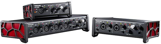 TASCAM US-HRシリーズ