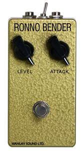 Manlay Sound Bender