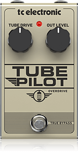 TC ELECTRONIC / TUBE PILOT OVERDRIVE