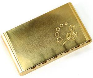 Sago / Inertia Block Brass